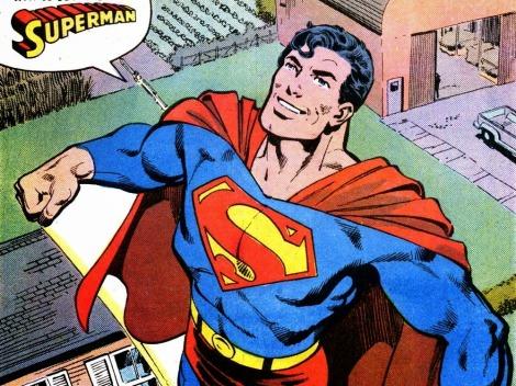 Resultado de imagem para imagens superman John Byrne
