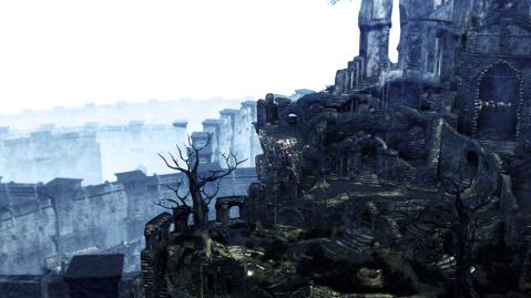 Lordran, a beira da destruição