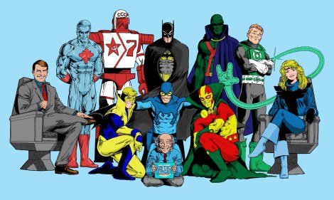 Image result for Justice League International